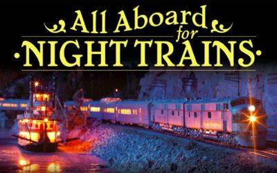 Model Railroad Museum: Night Trains Season – St. Paul, MN
