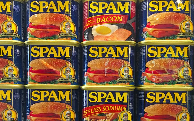 SPAM Alert: Minneapolis, MN