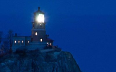 Edmund Fitzgerald Memorial Beacon Lighting – Two Harbors, MN