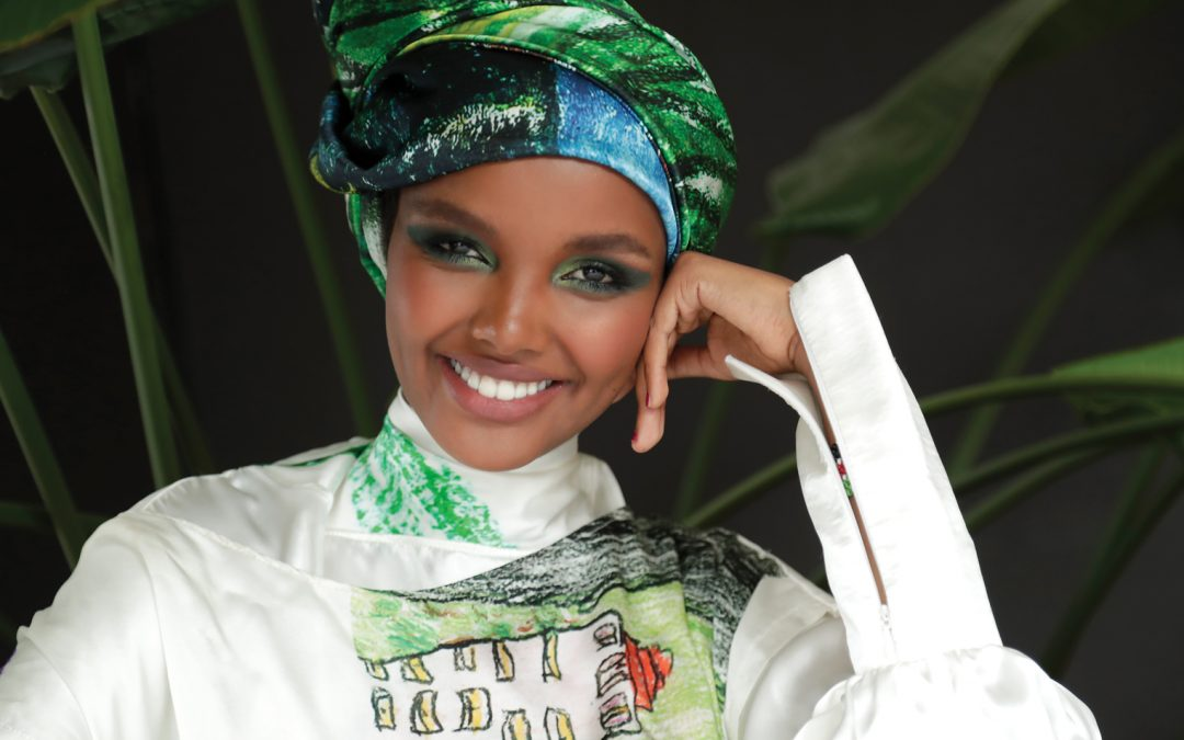 From Refugee Camp to Runway: Q&A with Halima Aden – St. Cloud, MN