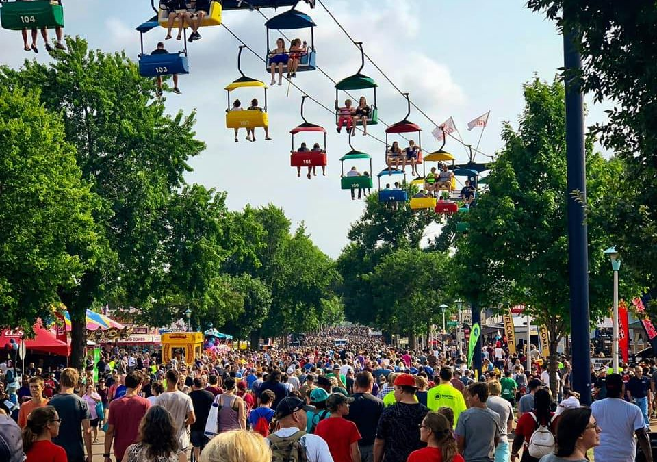 Let's Go North: State Fair (Fare) Without The Fair – Minnesota