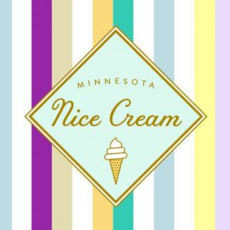 """The Double Rainbow"" at MN Nice Cream – Northeast Minneapolis"