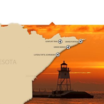 Let's Go North: Visit Cook County – Minnesota