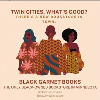 A New Chapter: Black Garnet Books – Twin Cities, MN