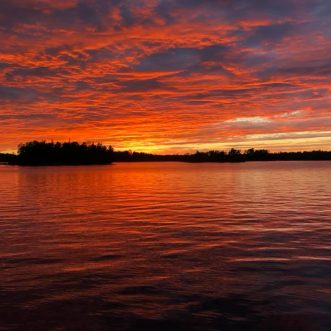 "Lake Vermilion: ""Lake Of The Sunset Glow"" – Northeastern, MN"