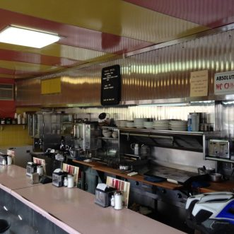 The Ideal Diner: 14 Stool Diner…Breakfast and Lunch 7 Days a Week!