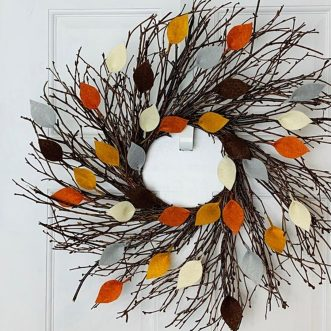 Minnesota Makers: Autumn Wreath Class Soon – Excelsior, MN
